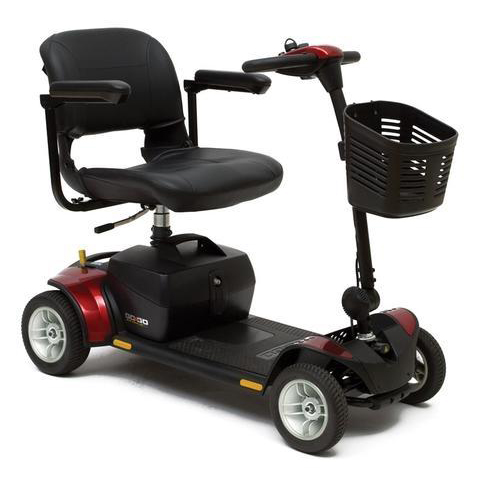 GO-GO Elite Traveller Plus - Scooters and Mobility